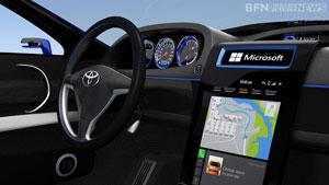 مایکروسافت هم وارد حوزه خودروسازی میشود!