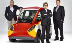 اتومبیل کوچک و کممصرف شرکت نفتی شل