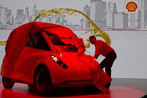 گزارش تصویری: شرکت نفتی شل خودروساز شد