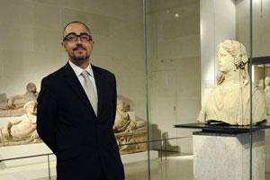 بازدید رئیس موزه لوور از موزههای ایران