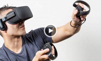 مقایسه هدستهای واقعیت مجازی HTC Vive و Oculus Rift