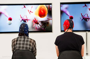 حس فراگیری بیشتر با تلویزیونهای UHD