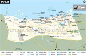 پربازدیدترین شهرهای جهان؛ این قسمت: دبی