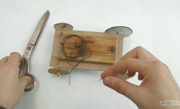 چگونه با تلهموش، ماشین بسازیم؟