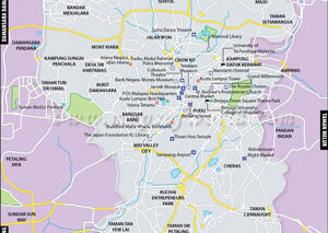 پربازدیدترین شهرهای جهان؛ این قسمت: کوالالامپور