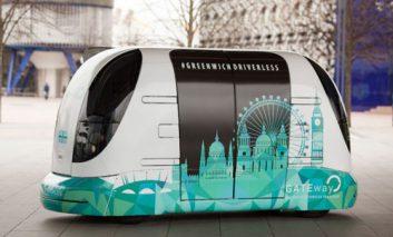 بهکارگیری واگنهای خودکار در سیستم حملونقل عمومی لندن
