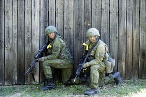 سربازهای کشورهای مختلف در هفتهای که گذشت