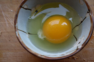 آیا میدانید رشته سفید رنگ کنار زرده تخممرغ چیست؟