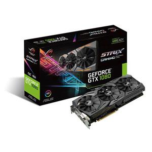 ظهور نسل جدید کارت گرافیکهای ایسوس ROG STRIX GeForce® GTX 1080