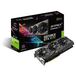 پیشنهاد ویژه ایسوس به گیمرها ROG STRIX GeForce® GTX 1070