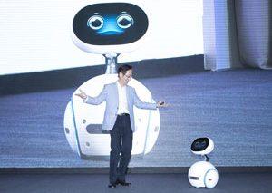تحولی عظیم در دنیای فناوری با ASUS Zenbo
