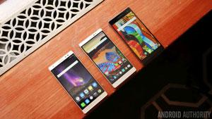 رونمایی از دو گوشی هوشمند جدید توسط لنوو