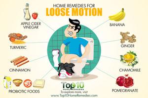 ۱۰ درمان خانگی برای اسهال