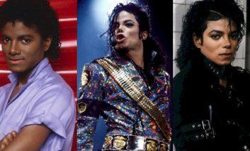 تغییر چهره مایکل جکسون در گذر زمان