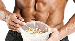 ۵ ماده مغذی برای ساخت عضله