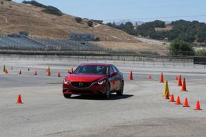 بهبود تجربه رانندگی با جی-وکتورینگ کنترل مزدا