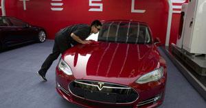 کاهش تحویل اتومبیلهای شرکت تسلا