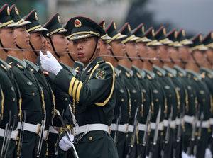 دقت و نظم نظامی در میان ارتشهای مختلف جهان