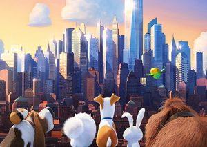 رکوردشکنی فیلم «زندگی مخفی حیوانات خانگی»