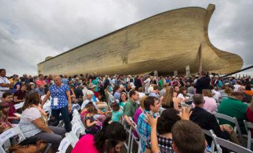 رونمایی از کشتی حضرت نوح در ایالت کنتاکی آمریکا