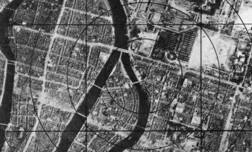 ۲۴ تصویر ناراحتکننده از هیروشیما پس از بمباران سال ۱۹۴۵