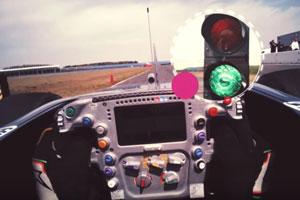 رانندههای فرمول ۱ جاده را چگونه میبینند؟