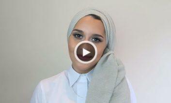 بیست مدل بستن روسری