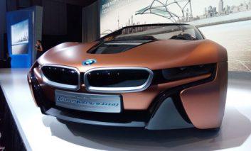 آیندهنگرانهترین اتومبیل شرکت بیامو