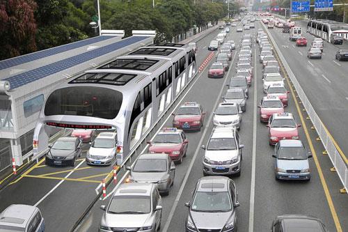 بهکارگیری «اتوبوس فراخ» در دنیای واقعی