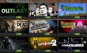 ٣٧ درصد بازیهای خریداری شده از استیم هیچ وقت نصب نشدهاند