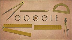 گوگل تولد معمار برجسته بریتانیایی«کریستوفر رن» را با لوگوی متحرک خود جشن گرفت