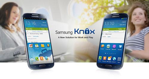 تأیید پلتفرم Knox دستگاههای سامسونگ از سوی  NSA +ویدیو