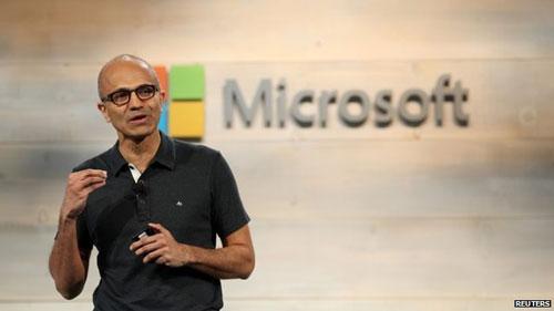 هدیه ۸۴ میلیون دلاری مایکروسافت به نادلا