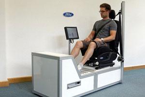 رونمایی از فناوری صندلی فورد با قابلیت تشخیص حمله قلبی