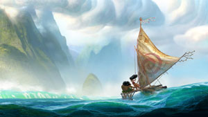 «Moana» انیمیشنی جدید از کمپانی دیسنی