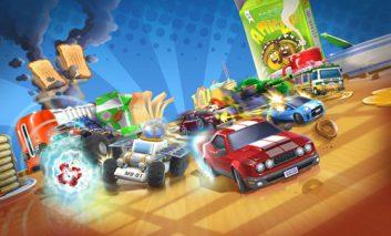 عنوان اتومبیلرانی Toybox Turbos تایید شد + تریلر