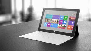 تبلت Surface مایکروسافت جانی دوباره یافت