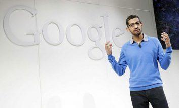 یک حرکت استراتژیک در گوگل: ترفیع ساندر پیچای به سمت رئیس بخش محصولات