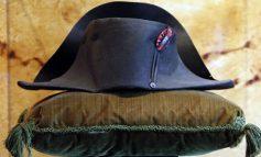 حراج کلاه نمادین «ناپلئون» در فرانسه