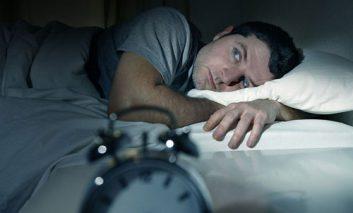 ناهنجاریهای خواب: بیخوابی