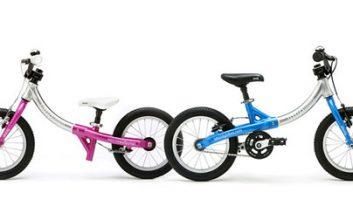 دوچرخه LittleBig همزمان با فرزندتان بزرگ میشود  + ویدیو