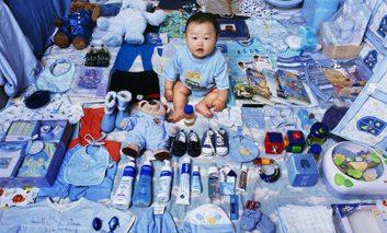 سیاره صورتی و آبی: بچههای بیش از حد وسواسی در رنگ