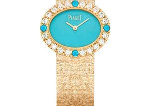 نمایشگاهی ویژه از ساعتهای ساخته شده از جواهرات گران قیمت