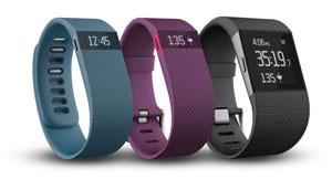 رونمایی از دو دستبند تناسب اندام و یک ساعت توسط Fitbit