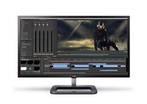 [اعلامیه LG] عرضه جهانی مانیتور سینما دیجیتال ۴K الجی؛ نهایت نمایشگر
