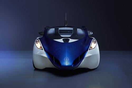 رونمایی از اتومبیل پرنده AeroMobil 3.0