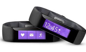 معرفی دستبند تناسب اندام مایکروسافت