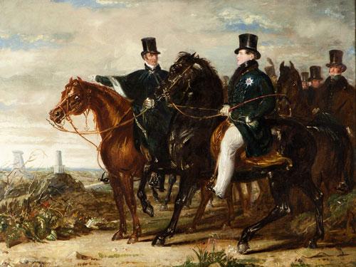 «مرد پشت افسانه»؛ نمایشگاهی در مورد زندگی دوک ولینگتون
