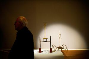 مجسمه آلبرتو جاکومتی ۱۰۰ میلیون دلار ارزشگذاری شد