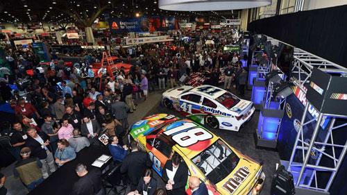 نمایشگاه اتومبیل SEMA 2014